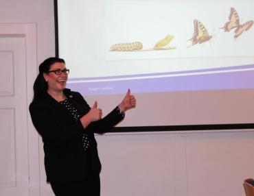 Styling-Seminar in Kalbe